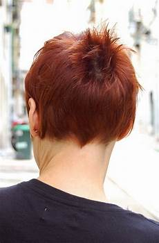 short chic haircut with short stylish straight bangs hairstyles weekly