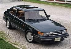 74k Mile 1993 Saab 900 Turbo Bring A Trailer