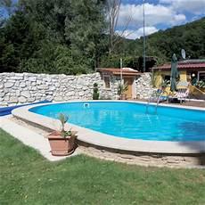 piscine acier galvanisé enterrée kit piscine b 233 ton astral bloc id 233 al pour l