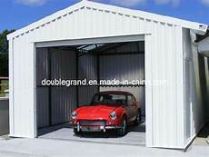 Mobile Garage Aus China by China Mobile Portable Steel Structure Garage Dg3 029
