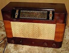 Philips Radio Model 436 An