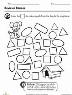 shape maze worksheet 1194 printable shape maze worksheet for crafts and worksheets for preschool toddler and