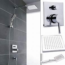 dusche komplett set w68 regendusche komplett set regenbrause unterputz
