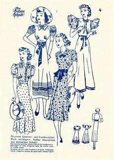 Der Goldene Schnitt 1939 Schnittchen Vintage