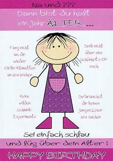 Humorkarte Zur Geburtstag Frauen Mit Witzigen Tipps F 252 R 180 S