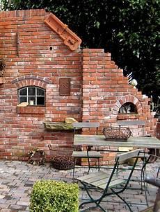 Im Trend Eine Ruine Als Gartendeko Gartenmauer
