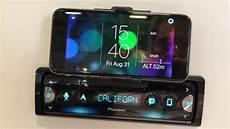 Pioneer Sph 10bt D 233 Couverte De L Autoradio Connect 233 224 L