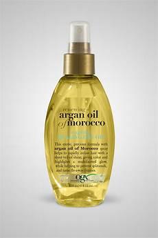 argan of morocco spray for hair split end