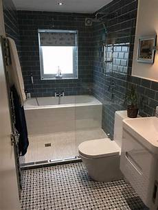 Small Bathrooms Ideas Uk 50 Small Bathroom Shower Ideas Increase Space Design