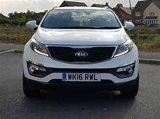 kia sportage edition 7 kia sportage 1 7 axis edition crdi isg 1 owner from new excellent condition in