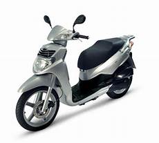 2009 Sym Hd 125 Silver 2009 Sym Hd Scooters Moped In