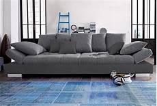günstig sofa kaufen big sofa wahlweise mit rgb led beleuchtung kaufen otto