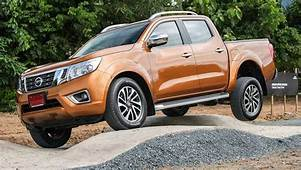 2015 Nissan Navara Ute Review  First Drive 18 August 2014