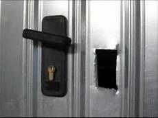 rinforzare porta come rinforzare il portone basculante