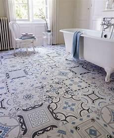 sol lino salle de bain sol salle de bains carrelage carreaux de ciment