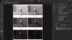 creating contact sheets in adobe bridge cc 2017 youtube