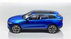 jaguar reveals new f pace suv undisguised for first time newfoxy