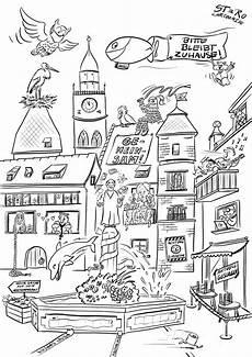 homeoffice corona 2020 comic karikaturen