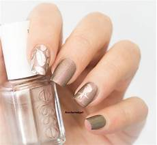 Sunday Herbst Nails Blogparade Reviern 228 Gel Nageldesign