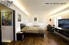 Bachelor Bedroom Ideas On A Budget India by 香港设计师打造48平米时尚单身公寓 美国室内设计中文网