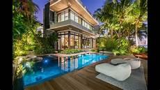 a modern architectural masterpiece in modern architectural masterpiece residence in miami