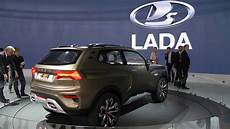 Lada Previews Next Niva Offroader With New 4x4 Vision