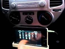 porta tablet per auto supporto tablet auto per hyundai i20