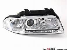 ecs news audi b5 s4 valeo euro xenon headlight