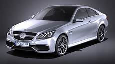 Mercedes E63 Amg Coupe 2015 Vray