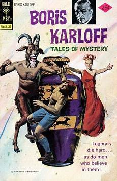 tale s worksheets 15042 boris karloff tales of mystery 59 the master and the fool issue