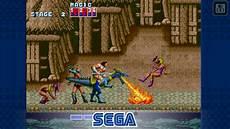 Newest Sega Forever Golden Axe A Classic Side