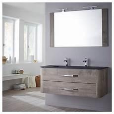 achat meuble de salle de bain tout inclus en 120 cm curve