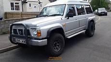 nissan patrol kaufen nissan patrol safari y60 td42 td42ti 4 2 turbo diesel