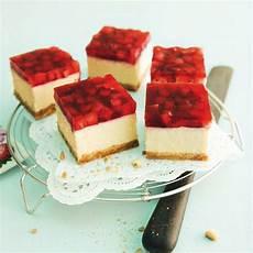 Cheesecake Mit Erdbeeren Rezept K 252 Cheng 246 Tter