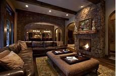 15 fotos de salas con paredes en piedra salas con estilo