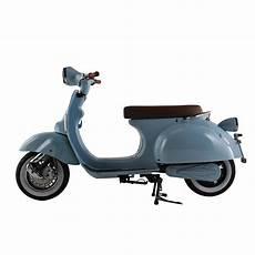 scooter electrique vespa scooter vespa electrique bleu 2twenty gauche go2roues