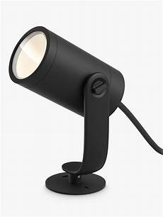 spot led ambiance philips hue white and colour ambiance led outdoor