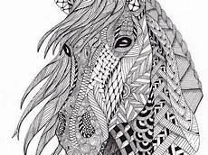Ausmalbilder Erwachsene Kostenlos Pferde Ausmalbilder Tiere Dessin