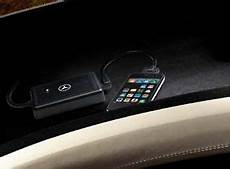 mercedes media interface plus requires factory option