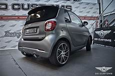 smart brabus 453 fortwo tuning dd customs hamburg