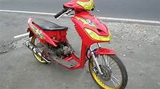 Modif Mio Sporty modifikasi mio sporty tahun 2008 racing