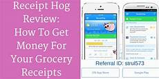 receipt hog review how to get money for your grocery receipts
