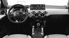 dimension ds3 crossback ds ds3 crossback 2019 dimensions boot space and interior