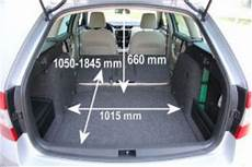 Octavia Combi Kofferraumvolumen - adac auto test skoda octavia combi 1 4 tsi green tec elegance