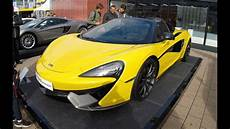 Mclaren 570s Spider New Model 2017 Walkaround