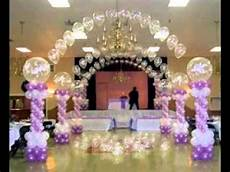 Balloon Decoration Ideas For Weddings wedding balloon decorations