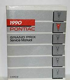 car repair manual download 1990 pontiac grand prix turbo interior lighting 1990 pontiac grand prix service repair manual used by dealer techs oem ebay