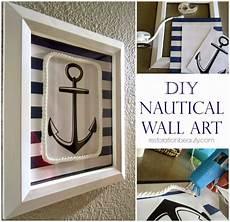 Nautical Themed Wall Decor