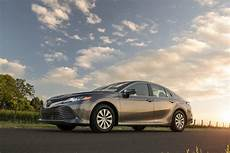 2018 Toyota Camry Hybrid Le S Mileage Is Now Equal To