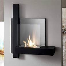 Wall Mounted Bioethanol Fireplace 12 By Stones Fireplace